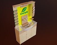 GreenPly Dispenser 3d Concept!