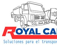 DISEÑO/LOGO/RETOQUE FOTOGRAFICO-Royal Cargo SAC