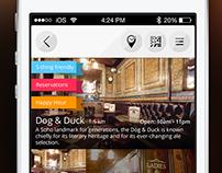 Smart Menu | App