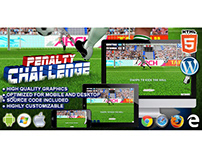HTML5 Game: Penalty Challenge