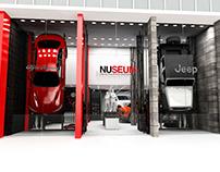 FCA Alpha Romeo Jeep - Nuseum Concept