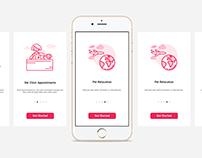 Unleash App Intro Screen