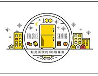 【石頭湯計畫】點亮街頭的一百個糧倉 Practice Sharing
