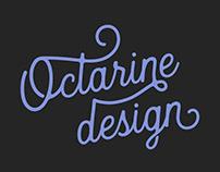 Octarine Logo Animated