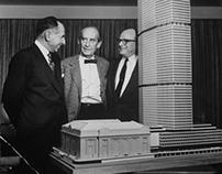 Grand Central building Model