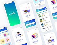 Edufly eBook Store Free UI KIT 2020