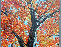 Dawn's Tree