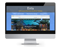 Esta — Responsive Real Estate WordPress Theme