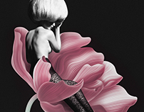 Parfum for You - Fashion art Editorial