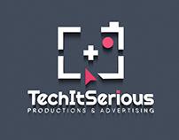 TechItSerious Productions Rebranding