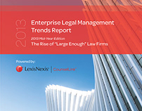 Enterprise Legal Management Trends Report
