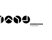 Homescious – Visual Identity