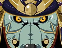 Lobo Samurái