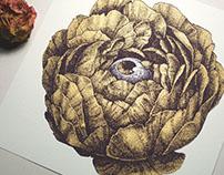 A L M A / Art Print