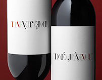 Déjà Vu (Hahn Family Wines) Packaging & Logo Design