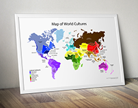 Map of World Cultures
