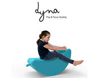 Dyna: Play & Focus Seating