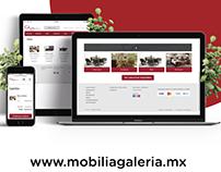 Mobilia Galería e-commerce de muebles