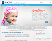 INOVA (Homepage, Newsletter, Mocks)