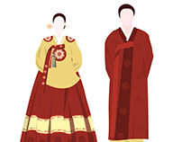 Hanbok collection