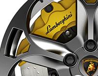 Lamborghini Rims