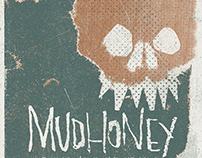 Mudhoney gigposter