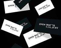 Open Walls Gallery Redesign