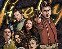Joss Whedon's Firefly Fanart