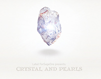 CD – Crystal and pearls