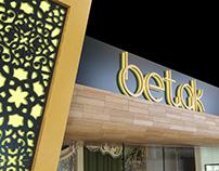 """Betak"" Decoration Store's Facade"