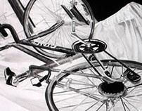 Still Life of a Bike