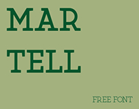 Martell (Free Font)