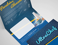 Campanha Ultrachef | Compartilhe com a gente