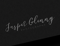 Photographer website and branding