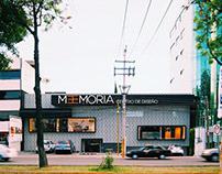 MEMORIA / Commercial Facade