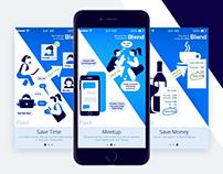 Meetups application