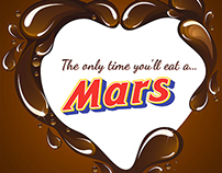Easter Poster - Do you like mars?