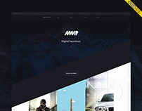 Make Me Pulse — Agency Website