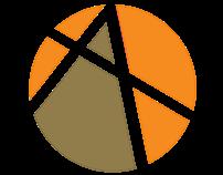 'A' Logo Design