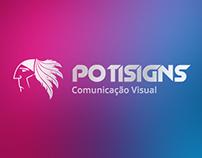 Potisigns Website