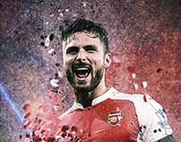 Olivier Giroud - Arsenal Fc