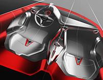 Jaguar Coupe Concept