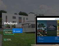 Wielspin - website