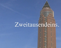 videos for Zweitausendeins Verlag