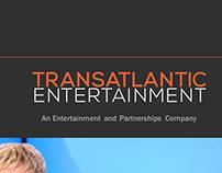 Transatlantic Entertainment - creds deck