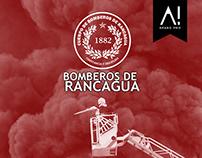 Bomberos de Rancagua de Chile
