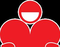 corAÇÃO - ONG Brand