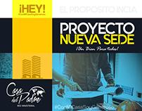 PDF - Casa del Padre PROYECTO NUEVA SEDE