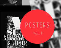 Poster Collection 2015-2016