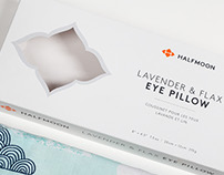 Halfmoon Yoga Packaging